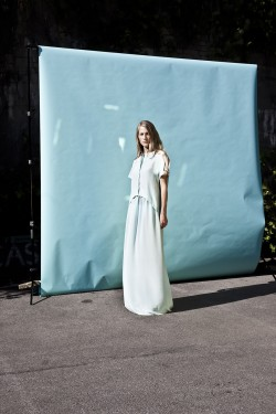 blouse: Coesit |  skirt: Limonit