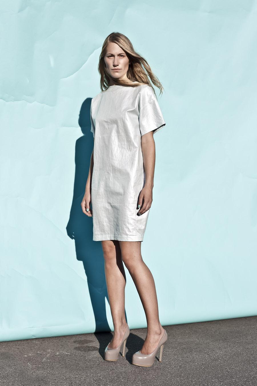 dress: Saphir