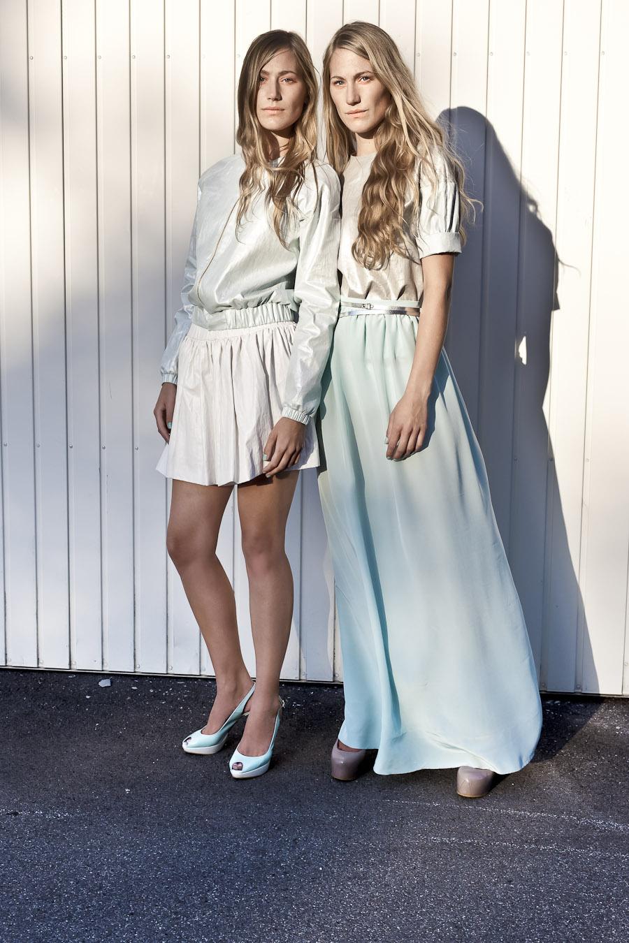 blouson: Lazulit |  skirt: Jade |  shirt: Muskovit |  skirt: Limonit